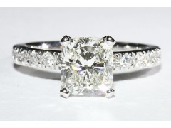 Novo Style Engagement Ring